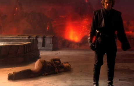 Revenge of the Sith Force Choke