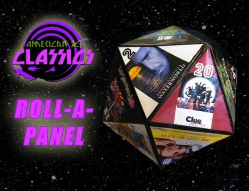 Anomaly Supplemental | Classic Sci Fi Roll-A-Panel (Dragon Con)