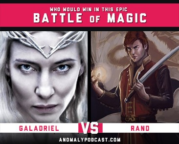 Galadriel Vs Rand