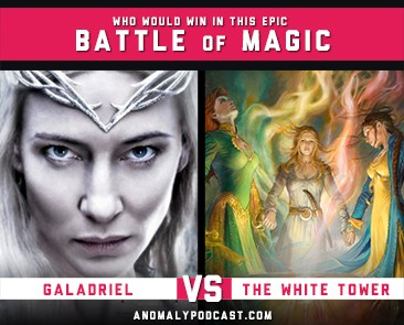 Galadriel Vs The White Tower