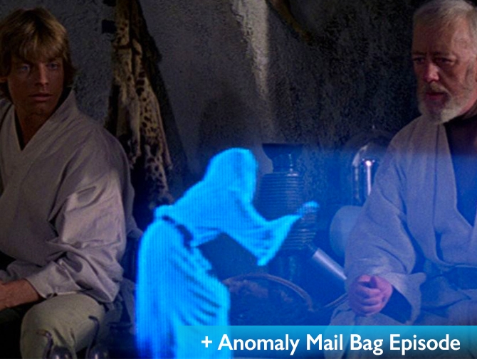 Anomaly Mailbag: We Printed Out Your Emails