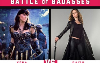 Xena Vs Faith