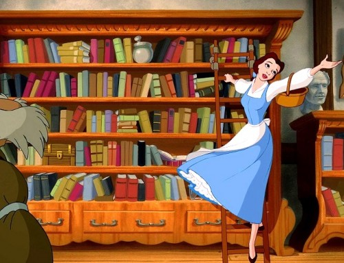 Belle:  Disney Princess and Anomaly