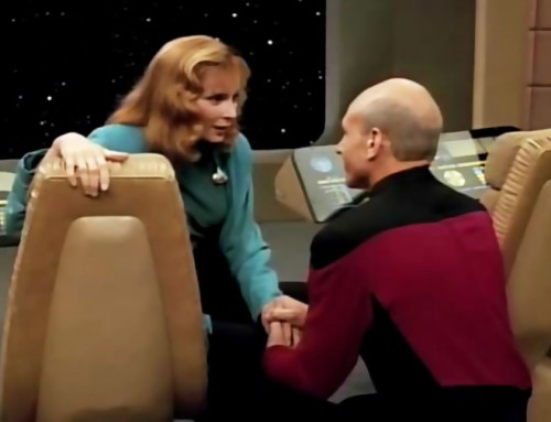 Anomaly | ST: TNG: Remember Me (with Guest Host, Gail Carriger)