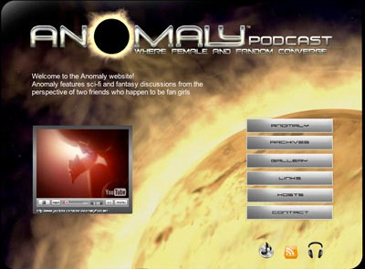 Anomaly's Old web site