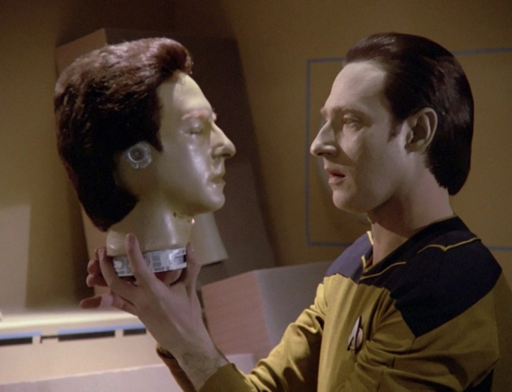 Anomaly Supplemental   Star Trek TNG Data Analysis (Re-release)