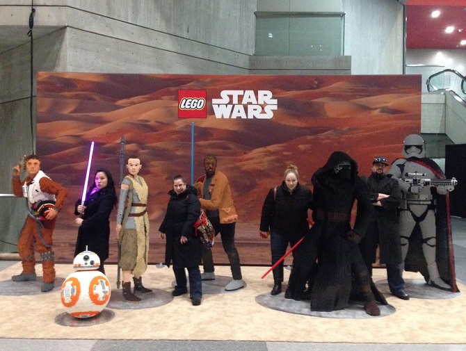 My Journey to the Dark Side: Cons and Costumes