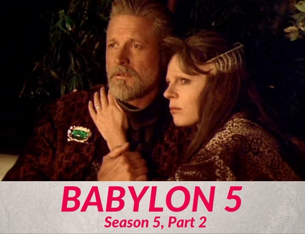 Anomaly Supplemental | Babylon 5, Season 5, Part 2