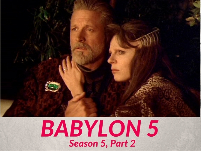 Anomaly Supplemental | Babylon 5, Season 5, Part 2