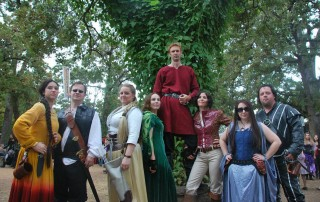 Anomaly Team as Wheel of Time Characters