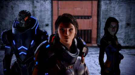 Mass Effect trilogy review