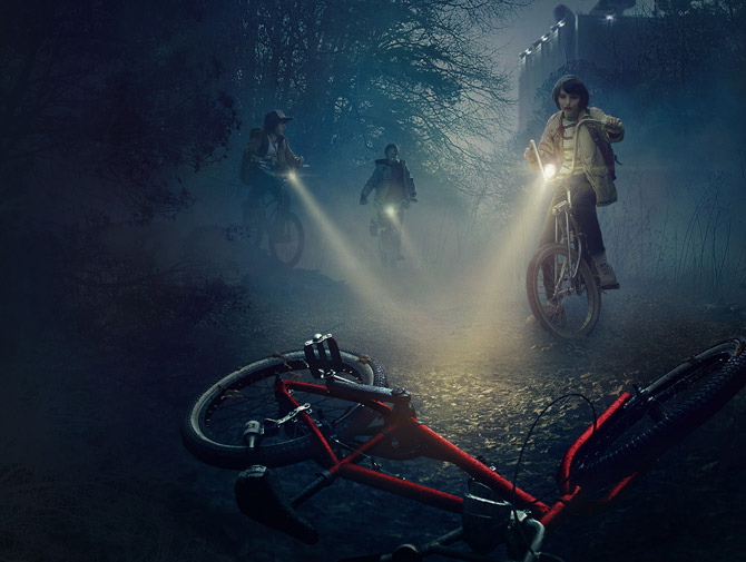 Keep Your Mom Pants on: Stranger Things (S1)