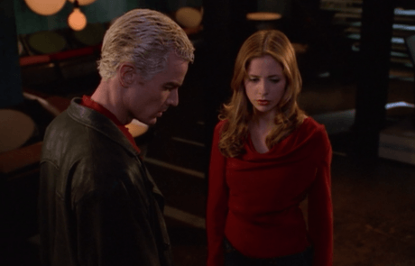 Buffy and Spike Sing