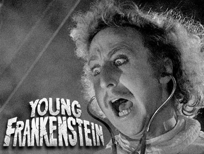 Anomaly Supplemental | Young Frankenstein
