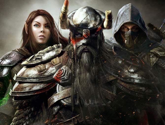 Elder Scrolls Games