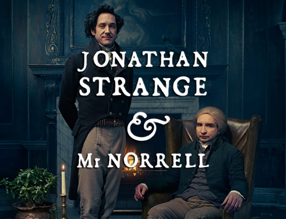 Anomaly Supplemental | Jonathan Strange and Mr. Norrell