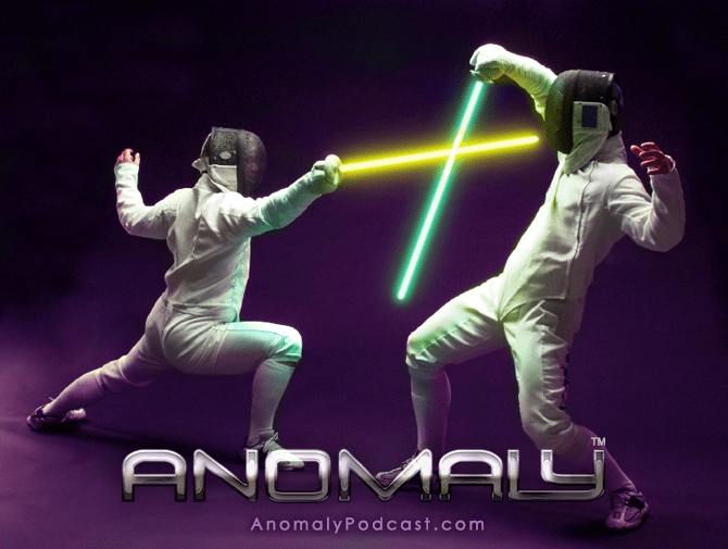 Anomaly Podcast Birthday
