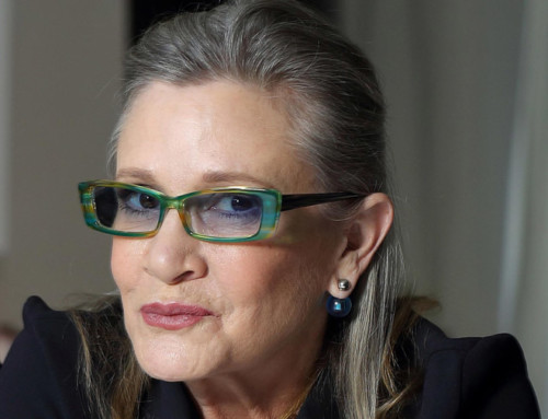 The Ultimate Anomaly: A Carrie Fisher Tribute