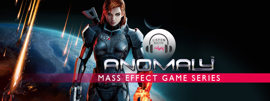 Mass Effect Game Series Review