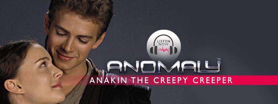 creepy Anakin episode