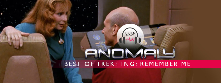 TNG Remember Me Podcast Gail Carriger