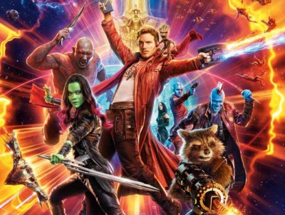 Guardians of the Galaxy Review