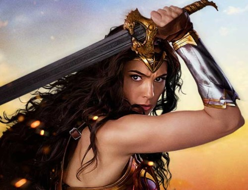 Wonder Woman: From Satin to Leather (Movie Review) | Anomaly Podcast