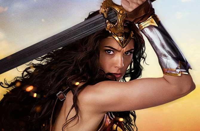 Wonder Woman hero