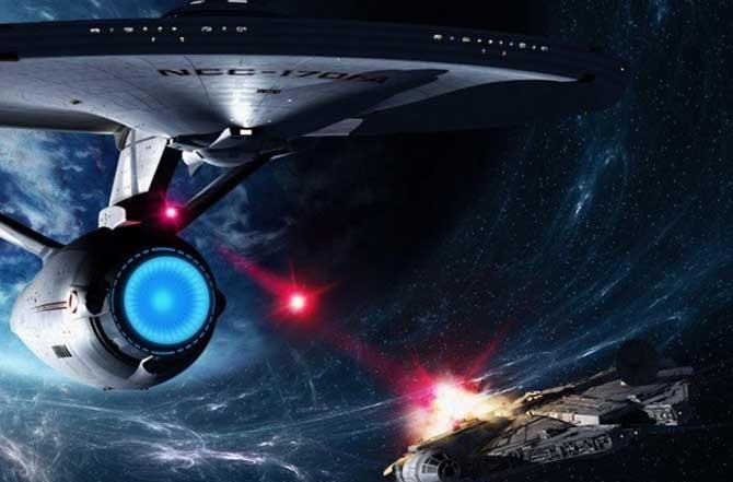 Star Trek or Star Wars