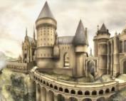 Sci Fi Fantasy Magic School