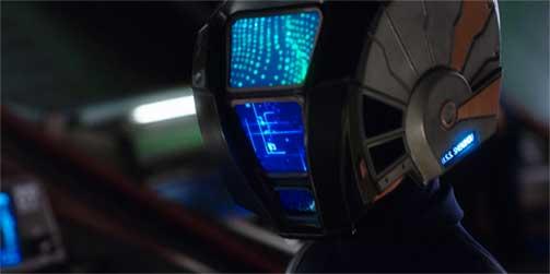 Star Trek Discovery Daft Punk