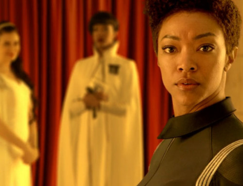 Star Trek Discovery Lethe Review | Anomaly Podcast Mini-Skirt Cast