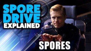 Spore Drive Explained