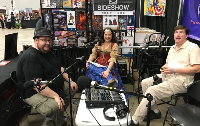 Wizard World Austin podcast