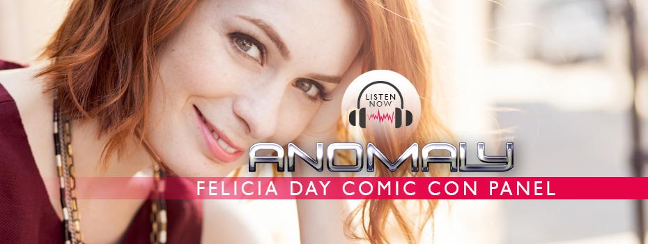 Felicia Day Panel