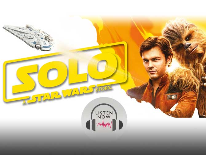 Solo podcast review
