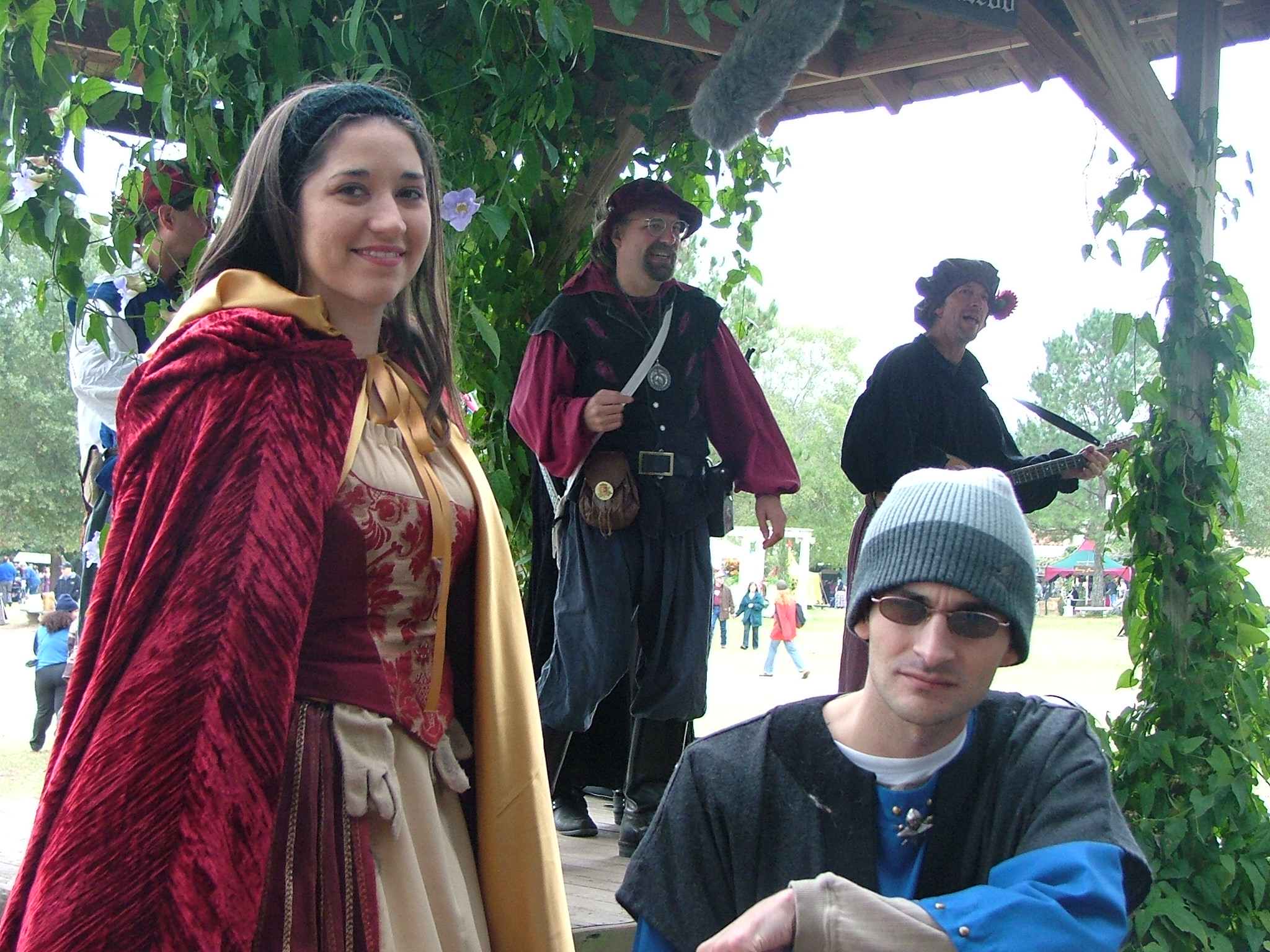 2004 Ren Fest Craig Angela