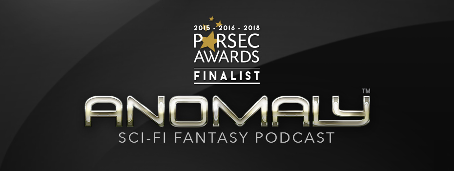Anomaly Podcast Parsec Award