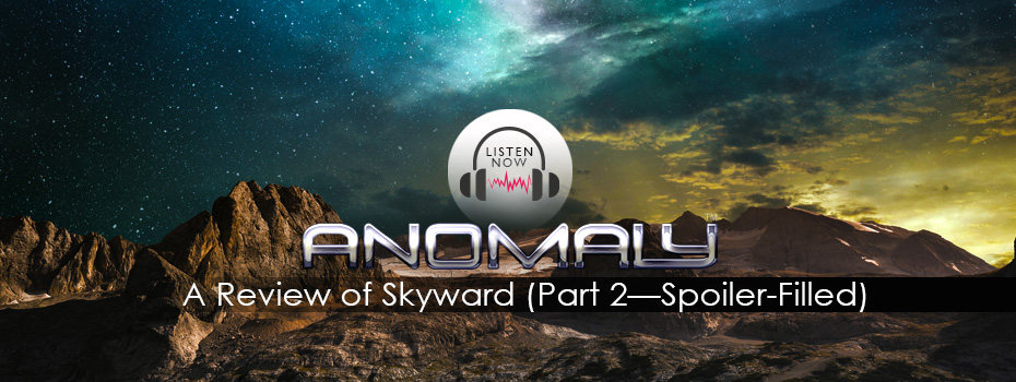 Review of Skyward by Brandon Sanderson