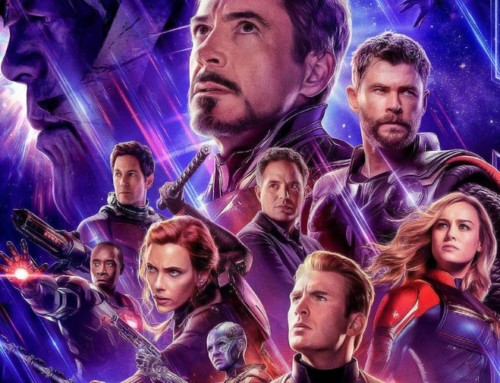 Avengers End Game Podcast Review