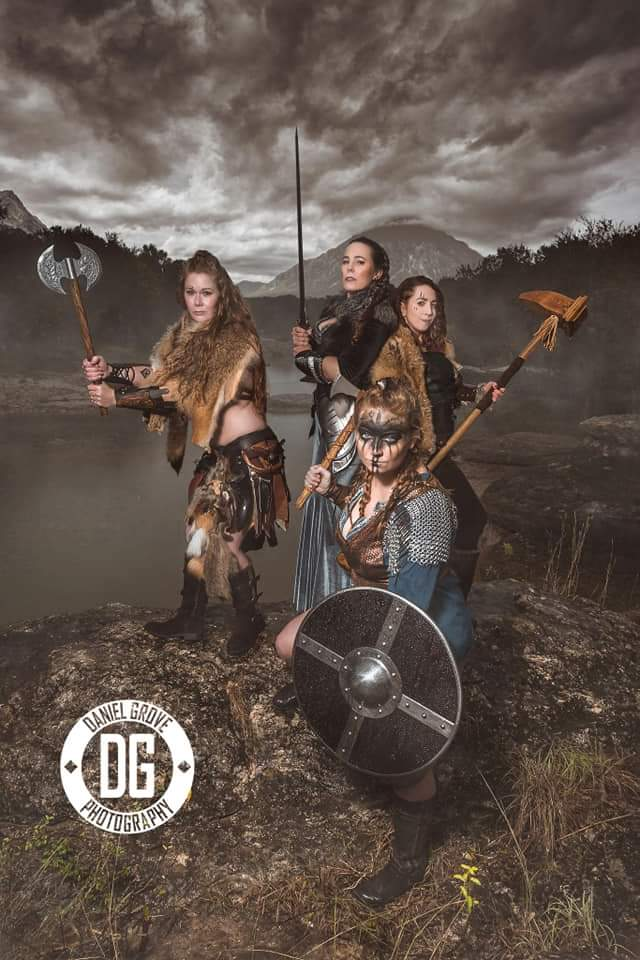 Daniel Grove Cosplay Photography