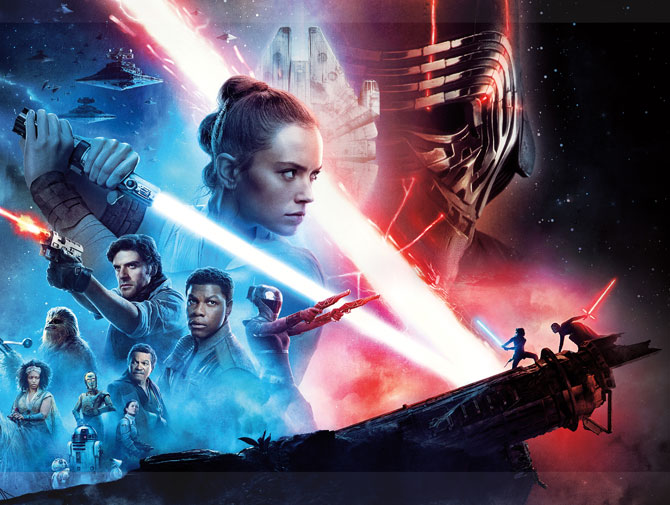 TheStar Wars The Rise of Skywalker Review
