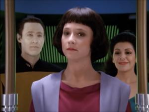Star Trek TNG The Offspring
