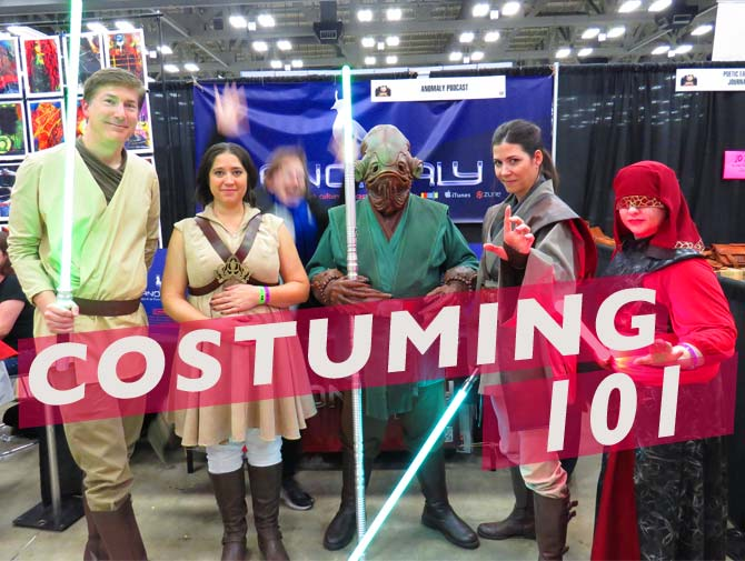 how to cosplay